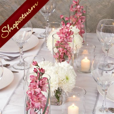 Results For Cylinder Vases For Wedding Centerpieces