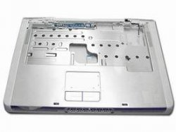 Dell Palmrest TouchPad HF909 Inspiron E1505 6400 JM051