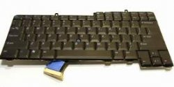 Dell Keyboard H4406 Latitude D610 D810 Inspiron 610M