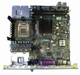 Image 0 of Dell Motherboard DF131 OptiPlex GX620 USFF MH415 U8811