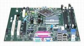 Image 0 of Dell Motherboard GM819 OptiPlex 755 Mini Tower MT JR271