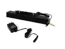Image 0 of Dell Speakers AX510PA SoundBar MultiMedia w/ AC Adapter