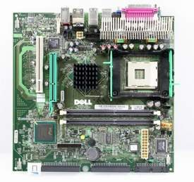 Image 0 of Dell Motherboard DG286 OpitPlex GX270 SFF YF936 X8677 C2057