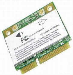 HP Compaq Wireless Card 518436-001 CQ60 CQ61 G61 G71