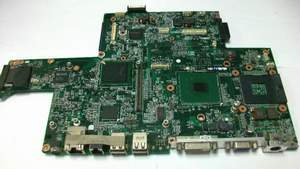 Image 0 of Dell Motherboard Y4694 Inspiron 9200 9300 LA-2171