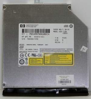 Image 0 of HP Compaq Drive GSA-T10N DVDRW Presario F5000 DV6000
