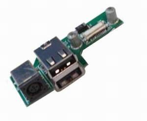 Image 0 of Dell DC Jack 4W006 Inspiron 1525 1526