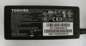 Image 0 of Toshiba Adapter PA3822U-1ACA Satellite L305 L455 L6553 T210D