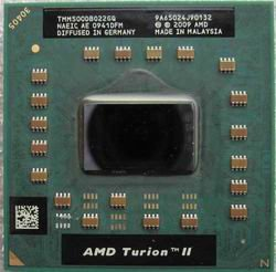 Image 0 of AMD Processor TMM500DB022GQ Mobile Turion X2 Dual Core M500 2.2 GHz