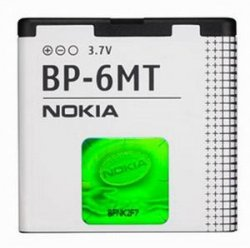 Nokia Battery BP-6MT 6350 6750 E51 N81 N82