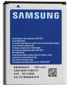Image 0 of Samsung Battery EB484659YZ Illusion SCH-i110 Galaxy Proclaim SCH-S720C