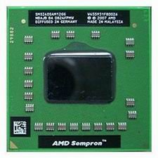 Image 0 of AMD Processor SMSI42SAM12GG Mobile Sempron SI-41 2.1 GHz