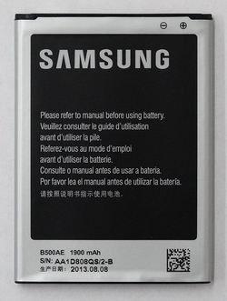 Image 0 of Samsung Battery B500AE Galaxy S4 Mini SIV I9190 I9192 I9195
