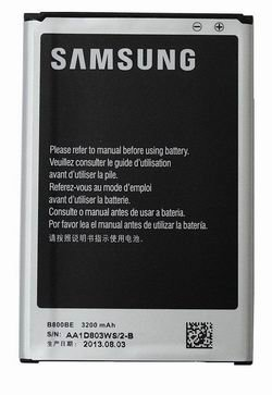 Image 0 of Samsung Battery B800BE Galaxy Note 3 N9006 N9005 N9000
