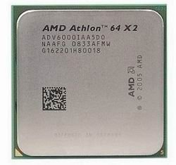 AMD Processor ADX6000IAA6CZ Athlon 64 X2 3.0GHz Dual Core