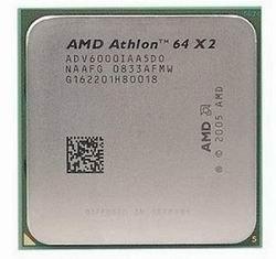 Image 0 of AMD Processor ADX6000IAA6CZ Athlon 64 X2 3.0GHz Dual Core