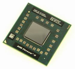 Image 0 of AMD Processor HMN620DCR23GM Mobile Dual Core 2.8GHz Phenon II