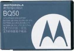 Image 0 of Motorola Battery BQ50 V465 W175 W230a W375 W376 Renew W233