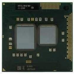 Intel Processor SLBU3 Mobile Core i5 520M 2.40GHz