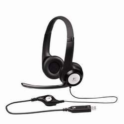 Image 0 of Logitech Headset H390 981-000014 H390 Clearchat Comfort USB