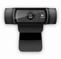 Logitech Webcam 920 910 MultiMedia HD 960-000764