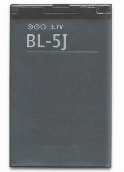 Image 0 of Nokia Battery BL-5J N900 5230 Nuron X6 C3 5233 5228 5235 5800