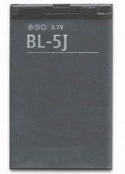 Nokia Battery BL-5J N900 5230 Nuron X6 C3 5233 5228 5235 5800