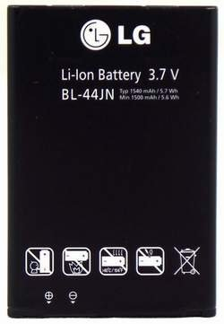 Image 0 of LG Battery BL-44JN Marquee Connect 4G Optimus My Touch Enlighten Optimus