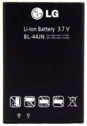 LG Battery BL-44JN Marquee Connect 4G Optimus My Touch Enlighten Optimus