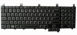 Dell Keyboard 9M46F Alienware M17xR2 M17xR3 PK130FJ1A00