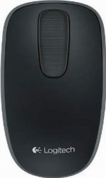 Logitech Mouse T400 Wirless Optical Zone Touch 910-003041