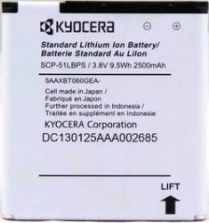 Kyocera Battery ML-KY026 Torque 51LBPS E6710