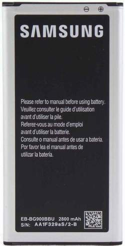 Image 0 of Samsung Battery EB-BG900BBU Galaxy S5 G900A G900V G900P G900T