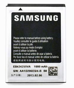 Image 0 of Samsung Battery EB424255VA Flight II A927 T479 Gravity 3 M350 Seek
