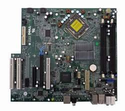 Dell Motherboard TP412 Precision T3400 LGA775 DDR2 RAM