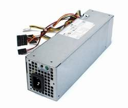 Image 0 of Dell Power Supply 3WN11 Optiplex 390 790 990 SFF 24Pin 240w