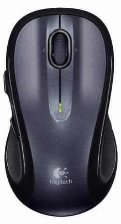 Image 0 of Logitech Mouse M510 Wireless Laser 910-001822