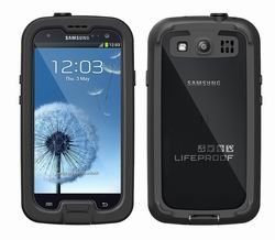 Lifeproof Nuud Case 1701-01 Samsung Galaxy S3 Waterpoof Cover