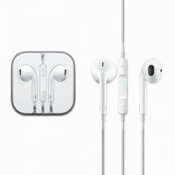 Apple Headset MD2827LL/A Earpods iPhone IPod 5 5S 5C 6 6S Plus