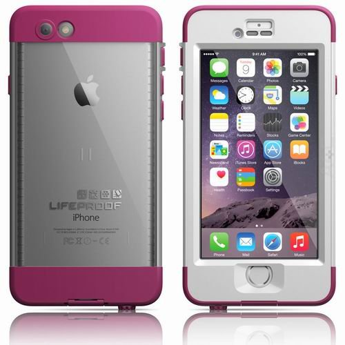 Image 0 of LifeProof Case 77-50362 iPhone 6 4.7 Nuud WaterProof  Apple Iphone 6 4.7