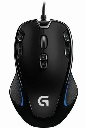 Image 0 of Logitech Mouse G300s Ambidextrous Optical Gaming