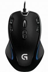 Logitech Mouse G300s Ambidextrous Optical Gaming