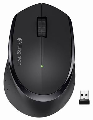 Image 0 of Logitech Mouse M275 2.4ghz Wireless Optical Scroll 1000dpi