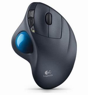 Image 0 of Logitech Mouse M570 Trackman Wireless Trackball PC Mac
