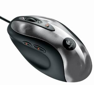 Image 0 of Logitech Mouse MX518 Gaming Mouse 1800 dpi USB Optical