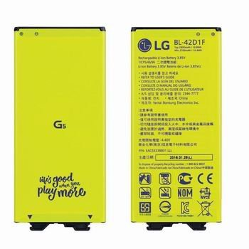 Image 0 of LG Battery BL-42D1F G5 H820 H860 H868 H960