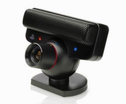Sony Camera SLEH-00448 PS3 Playstation USB Move Motion Eye Microphone