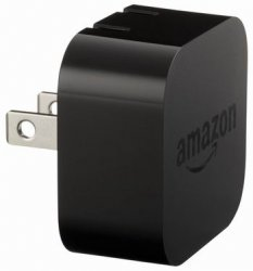 Amazon Adapter 53-000777 Kindle USB Adapter Wall Travel Charger Fire