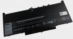 Dell Battery MC34Y Latitude E7270 E7470 242WD GG4FM J60J5