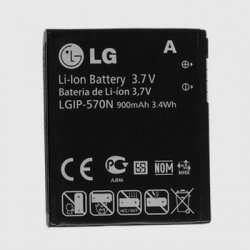 LG Battery LGIP-570N Shine 2 GD710 Shine II GD570 dLite